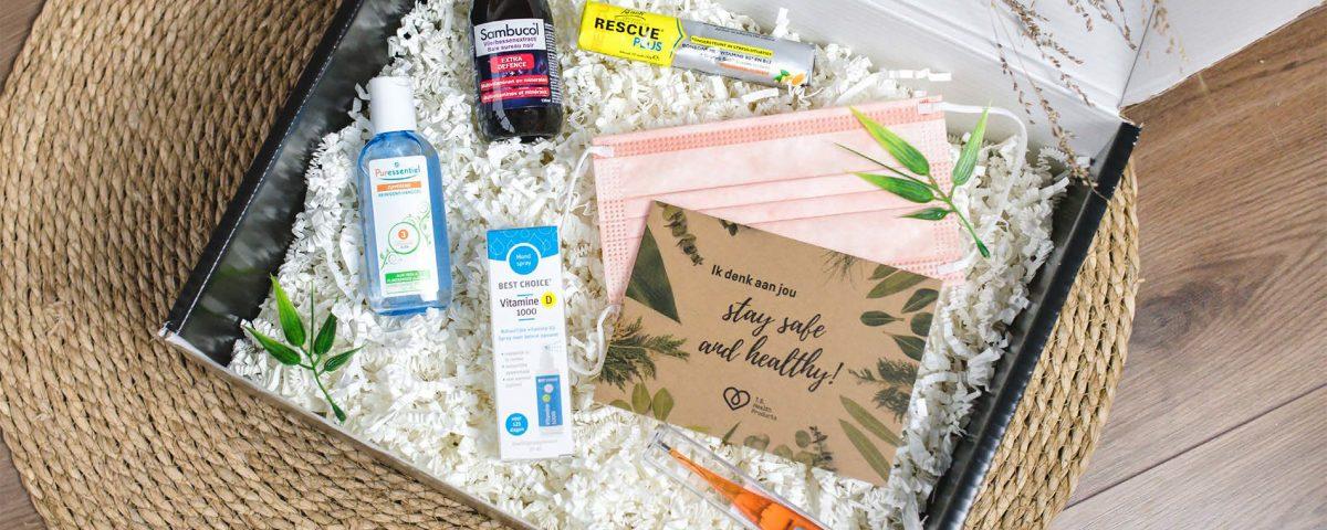 Nieuw: TS Health Products Gezondheidsbox