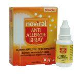 Noviral Anti Allergie Spray bij hooikoorts en allergie aan de luchtwegen